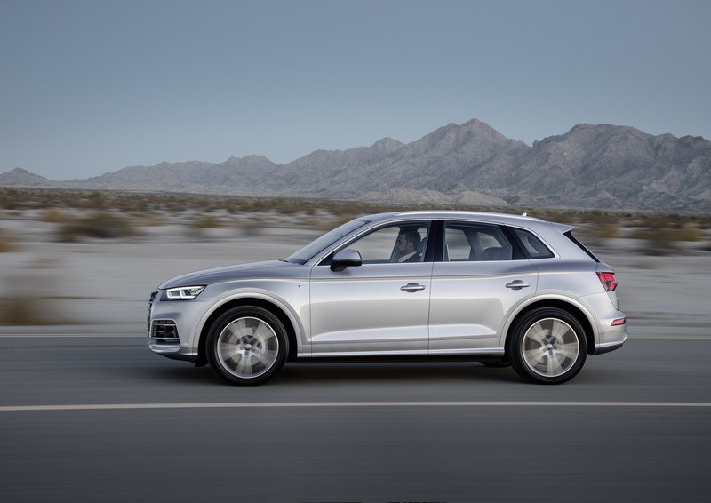 2017 Audi Q5 High Resolution Exterior - image 690316