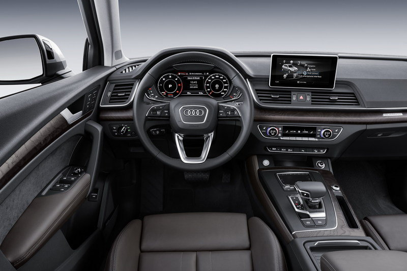 2017 Audi Q5 High Resolution Interior - image 690317