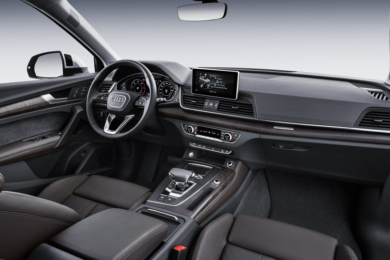 2017 Audi Q5 High Resolution Interior - image 690318