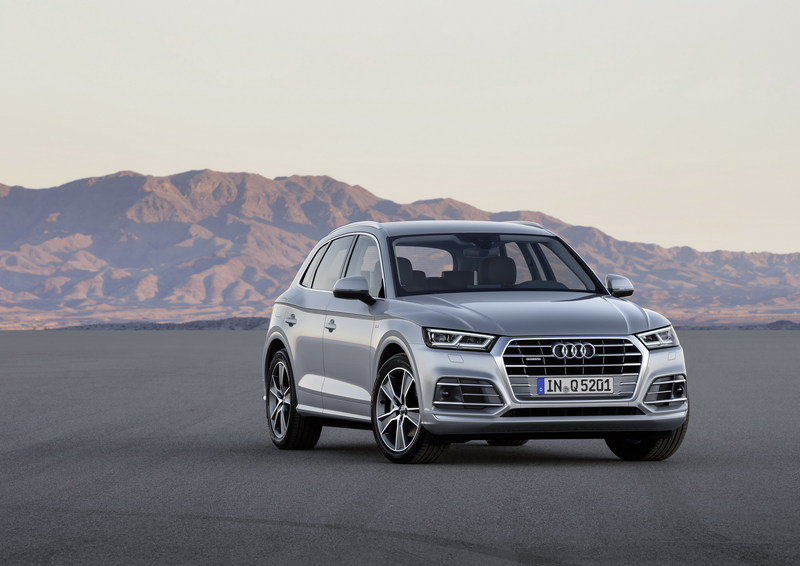 2017 Audi Q5 High Resolution Exterior - image 690323