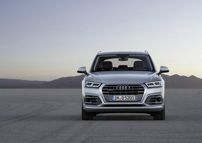 2017 Audi Q5 High Resolution Exterior - image 690325