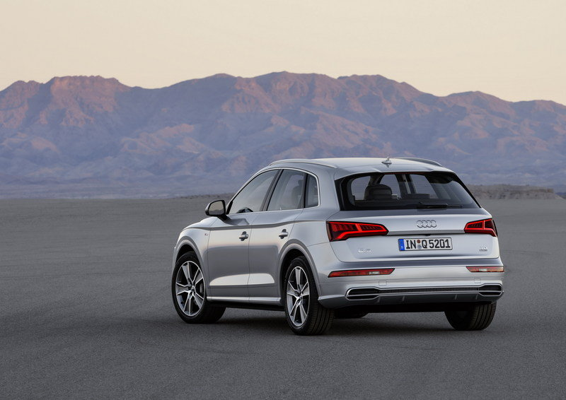 2017 Audi Q5 High Resolution Exterior - image 690326