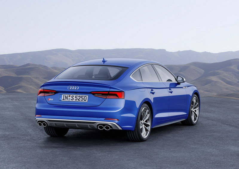 2017 Audi S5 Sportback High Resolution Exterior - image 687464