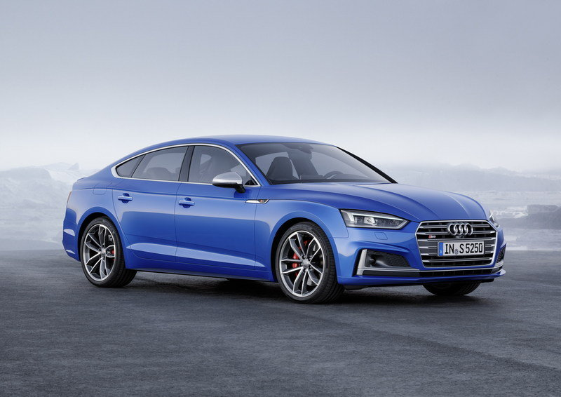 2017 Audi S5 Sportback High Resolution Exterior - image 687466