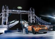 2017 Discovery Debut Includes Record-breaking Lego Bridge, Bear Grylls, Helicopters, Water Fording, & a Lego Sail Boat! - image 689820