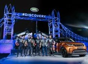 2017 Discovery Debut Includes Record-breaking Lego Bridge, Bear Grylls, Helicopters, Water Fording, & a Lego Sail Boat! - image 689821