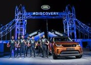 2017 Discovery Debut Includes Record-breaking Lego Bridge, Bear Grylls, Helicopters, Water Fording, & a Lego Sail Boat! - image 689822