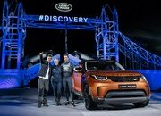 2017 Discovery Debut Includes Record-breaking Lego Bridge, Bear Grylls, Helicopters, Water Fording, & a Lego Sail Boat! - image 689810