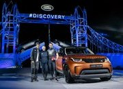2017 Discovery Debut Includes Record-breaking Lego Bridge, Bear Grylls, Helicopters, Water Fording, & a Lego Sail Boat! - image 689811