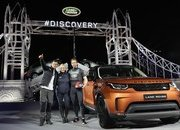 2017 Discovery Debut Includes Record-breaking Lego Bridge, Bear Grylls, Helicopters, Water Fording, & a Lego Sail Boat! - image 689812