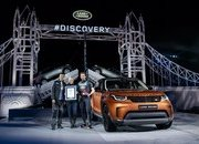 2017 Discovery Debut Includes Record-breaking Lego Bridge, Bear Grylls, Helicopters, Water Fording, & a Lego Sail Boat! - image 689813