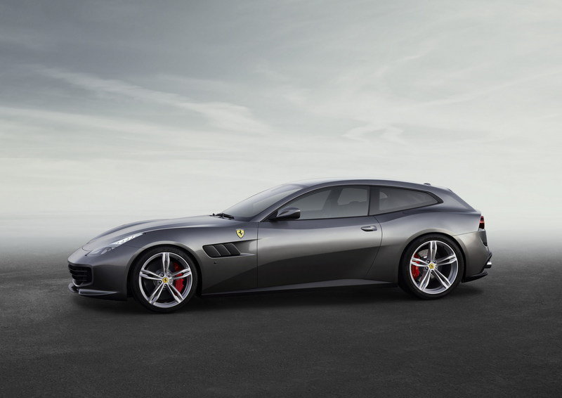 The Ferrari GTC4Lusso Is Officially Dead