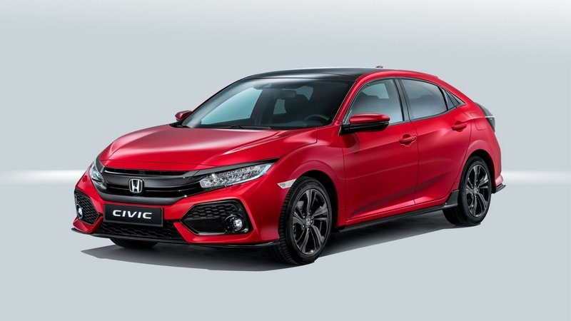 2017 Honda Civic Hatchback - image 688675