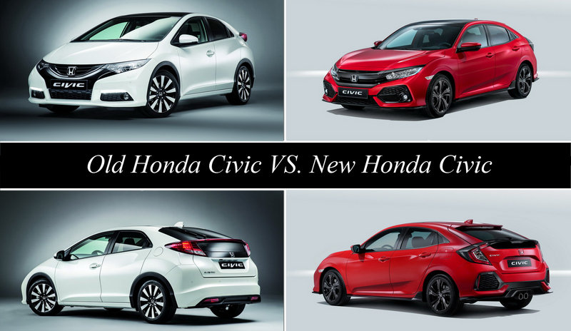 2017 Honda Civic Hatchback - image 688678