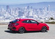 2017 Honda Civic Hatchback - image 689346