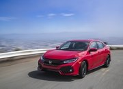 2017 Honda Civic Hatchback - image 689347