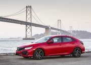 2017 Honda Civic Hatchback - image 689348