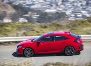 2017 Honda Civic Hatchback - image 689350