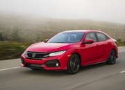 2017 Honda Civic Hatchback - image 689351