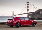 2017 Honda Civic Hatchback - image 689352