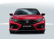 2017 Honda Civic Hatchback - image 688644