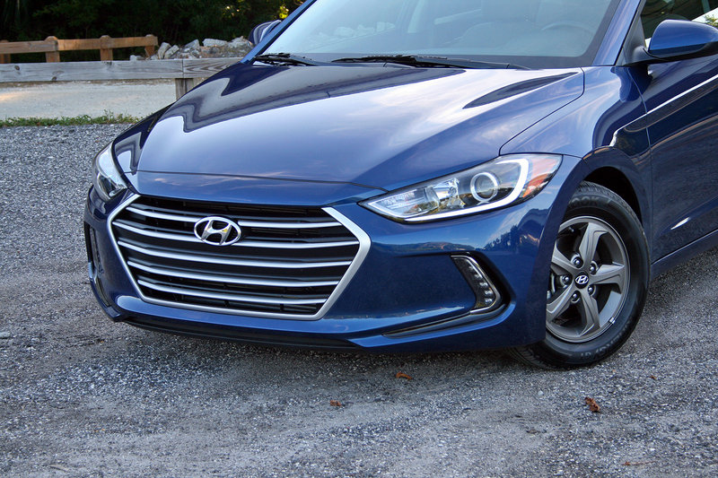 2017 Hyundai Elantra Eco – Driven