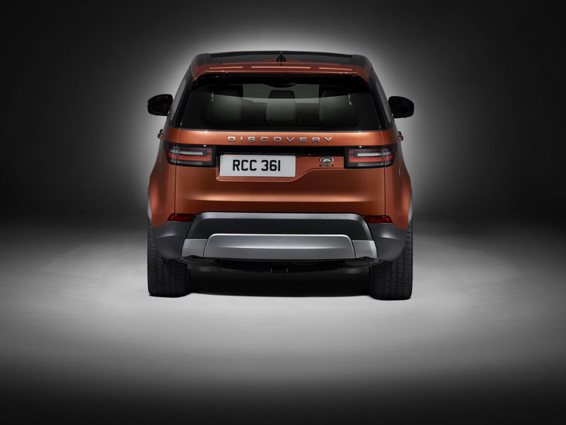 2017 Land Rover Discovery High Resolution Exterior - image 689796