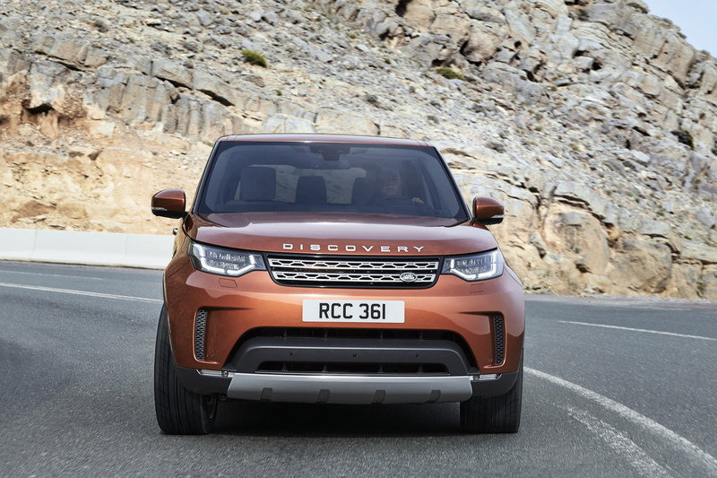 2017 Land Rover Discovery High Resolution Exterior - image 689720