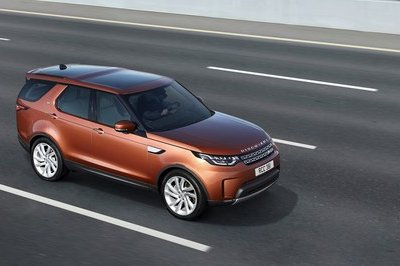 2017 Land Rover Discovery - image 689728