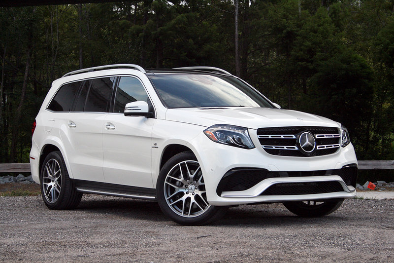 2017 Mercedes-AMG GLS63 – Driven High Resolution Exterior - image 688583