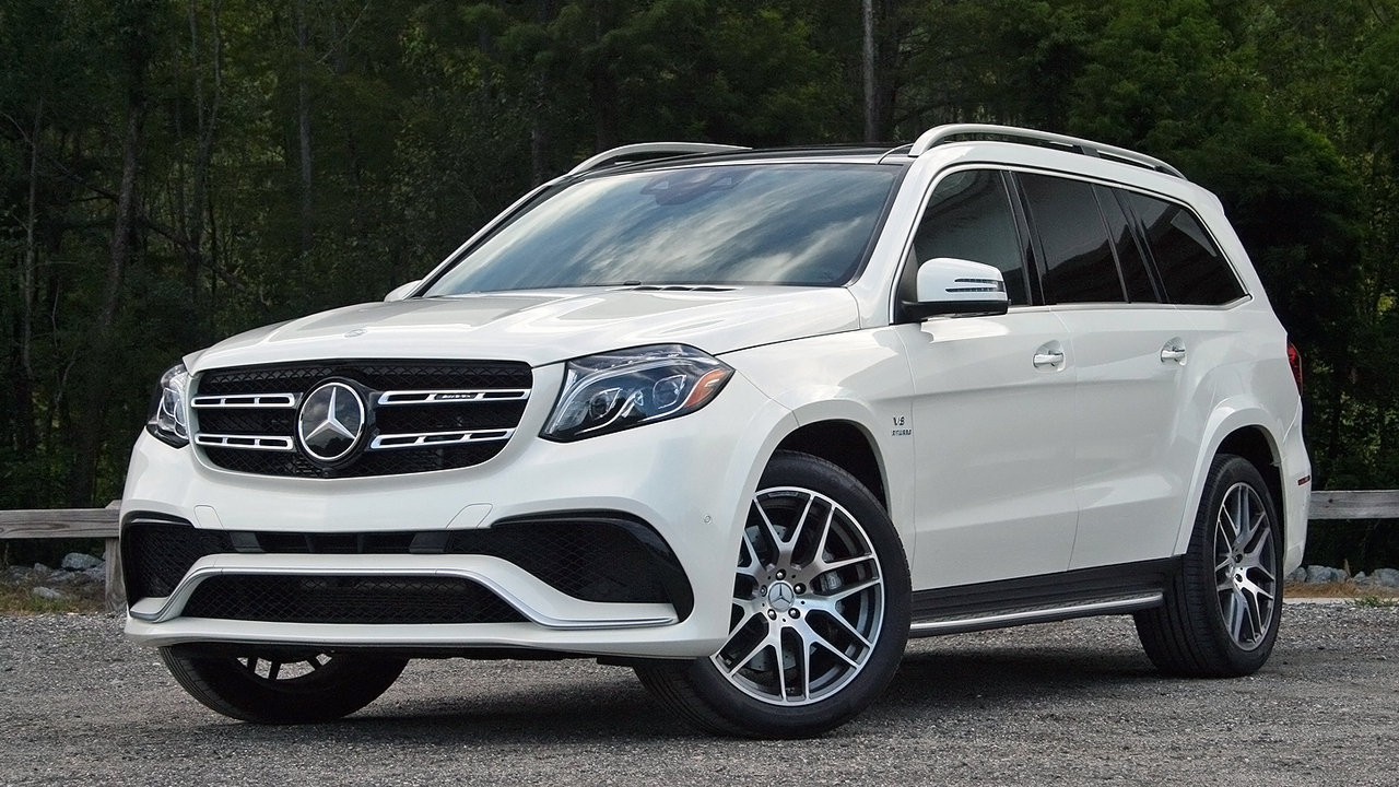 2017 mercedes amg gls63 driven picture 688577 truck review top speed. Black Bedroom Furniture Sets. Home Design Ideas