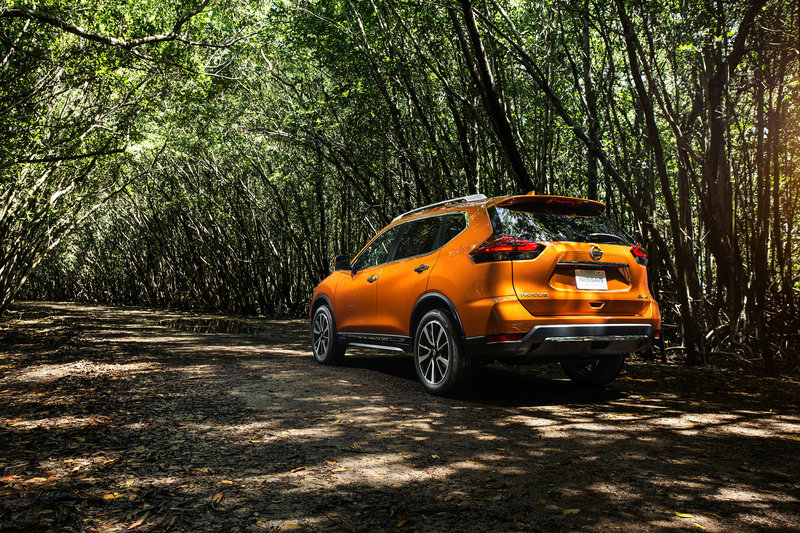 2017 Nissan Rogue Unveiled