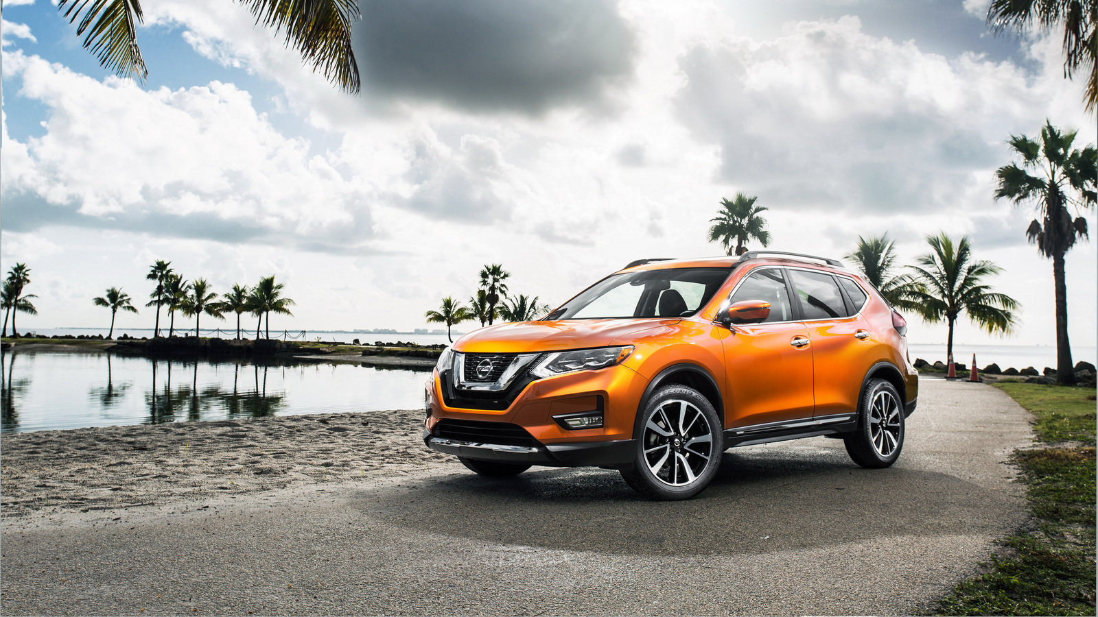 2017 Nissan Rogue | Top Speed