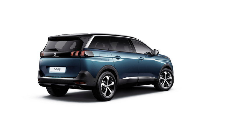 Peugeot 5008 Photos Pictures Pics Wallpapers Top Speed