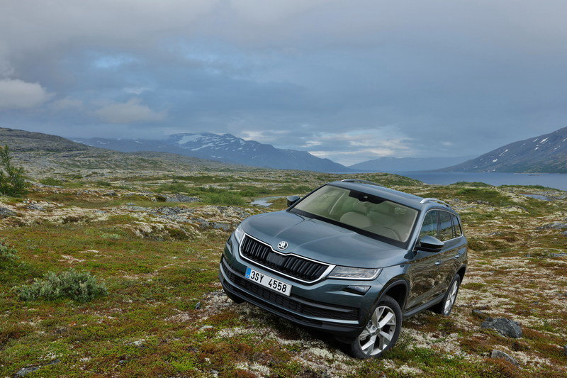 2017 Skoda Kodiaq High Resolution Exterior - image 687125