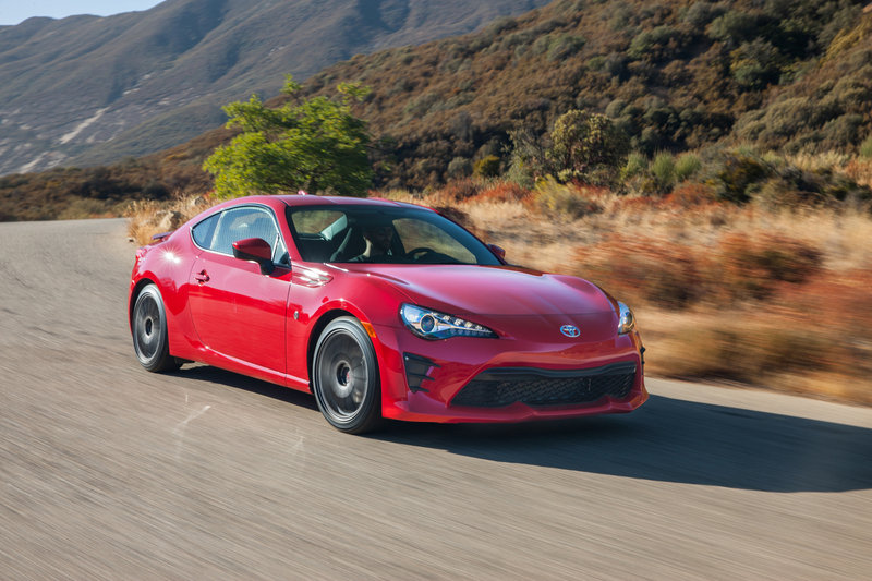 A Leak Just Presented Some Unbelievable Info About the 2021 Toyota 86 High Resolution Exterior Wallpaper quality - image 689872