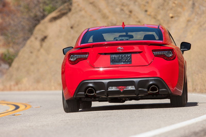 The 2021 Subaru BRZ and Toyota 86 - A New Platform and More Power