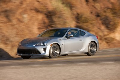 Turns out the all-new Subaru BRZ / Toyota GT86 is, in fact, on its way