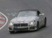 Magna Steyr Will, In Fact, Build the 2020 BMW Z4 - image 688814