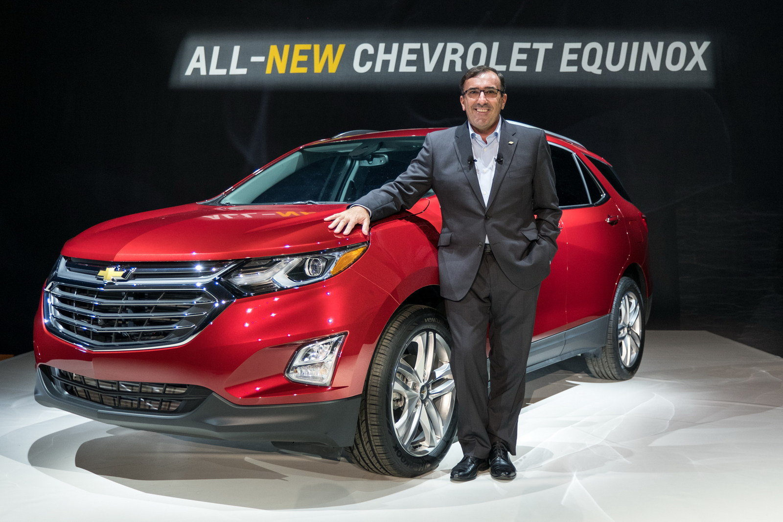 2018 Chevrolet Equinox - Picture 689233 | car review @ Top Speed