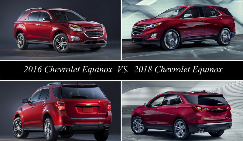 2018 Chevrolet Equinox High Resolution Exterior - image 689328