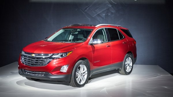 chevrolet equinox - DOC689329