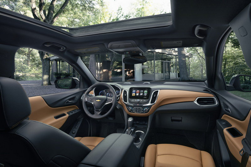 2018 Chevrolet Equinox High Resolution Interior - image 689225