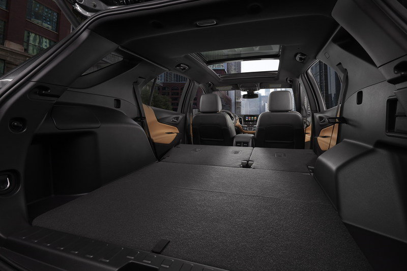 2018 Chevrolet Equinox High Resolution Interior - image 689226