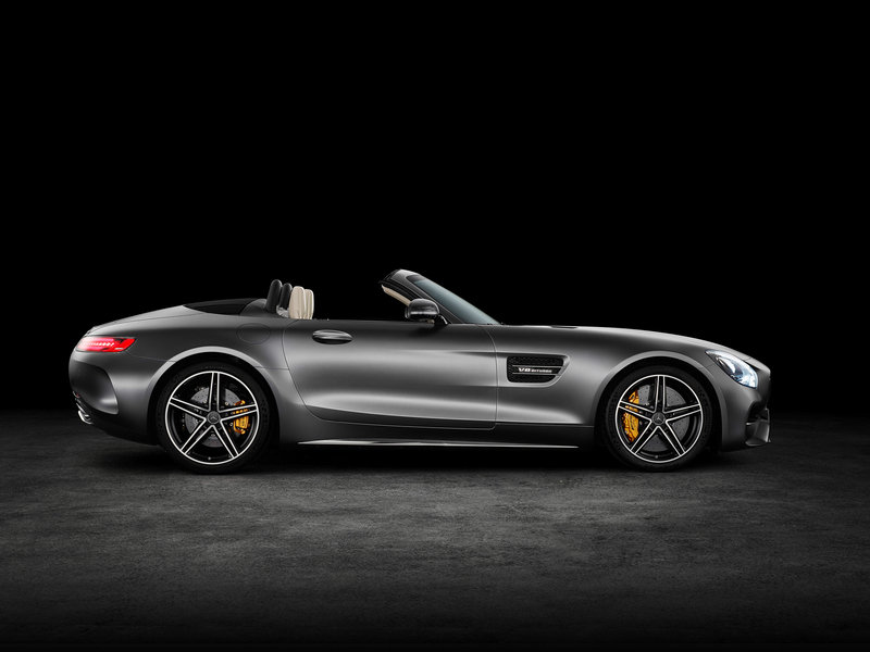 2018 Mercedes-AMG GT Roadster High Resolution Exterior - image 688411