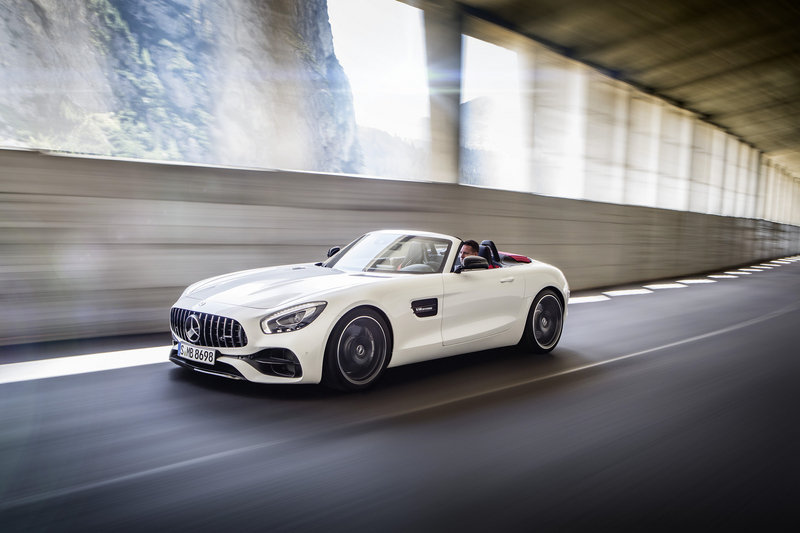 2018 Mercedes-AMG GT Roadster High Resolution Exterior - image 688415