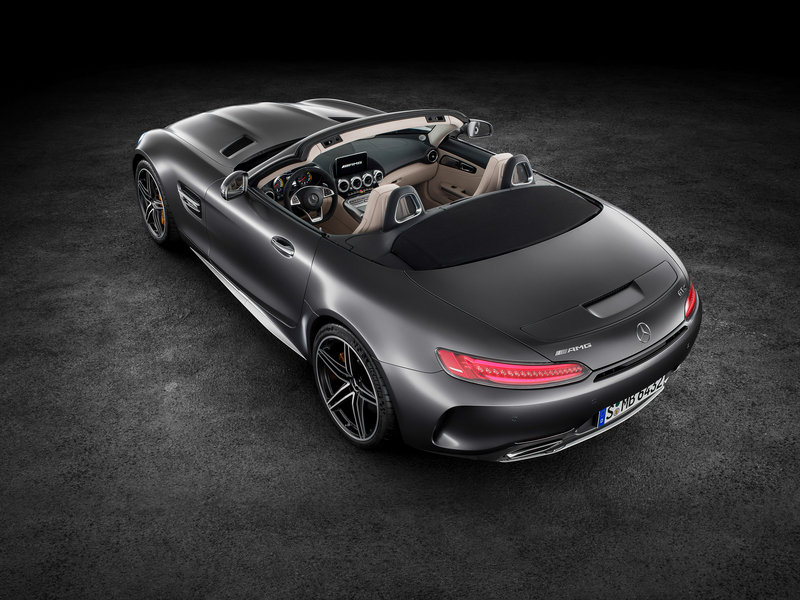 2018 Mercedes-AMG GT Roadster High Resolution Exterior - image 688405