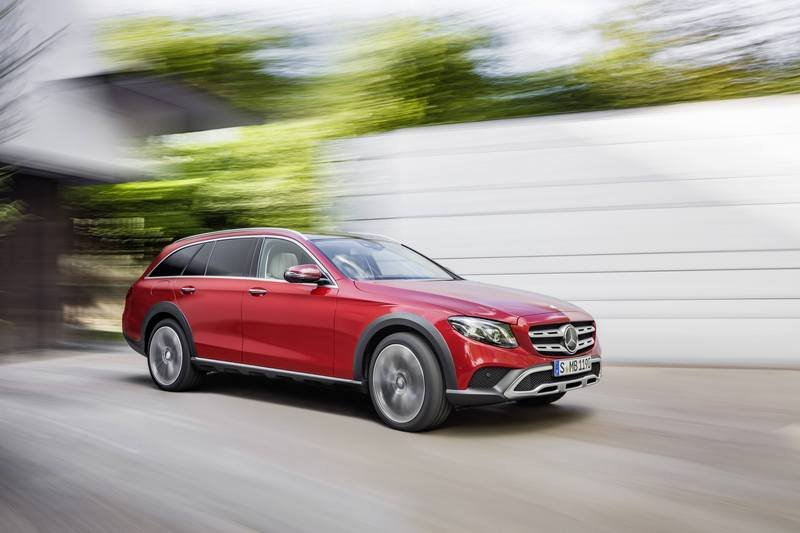 2018 Mercedes-Benz E-Class All-Terrain High Resolution Exterior - image 688892