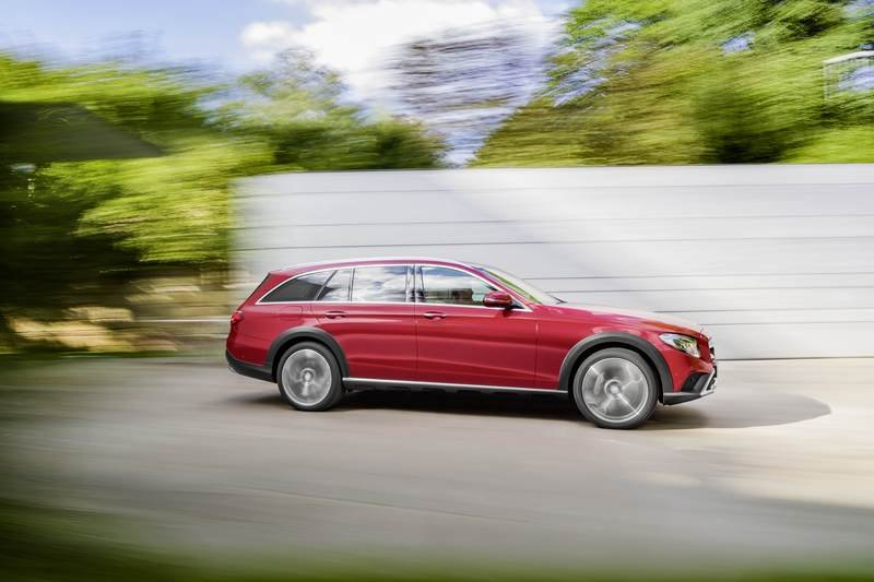 2018 Mercedes-Benz E-Class All-Terrain High Resolution Exterior - image 688893