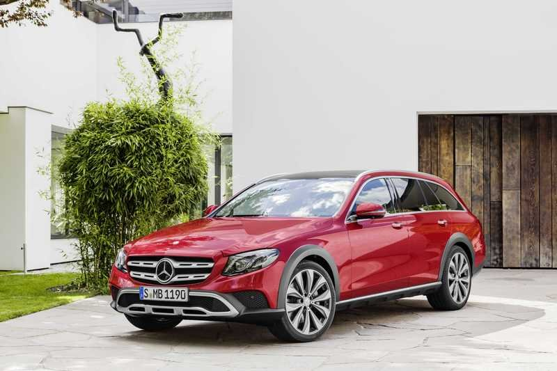 2018 Mercedes-Benz E-Class All-Terrain High Resolution Exterior - image 688894
